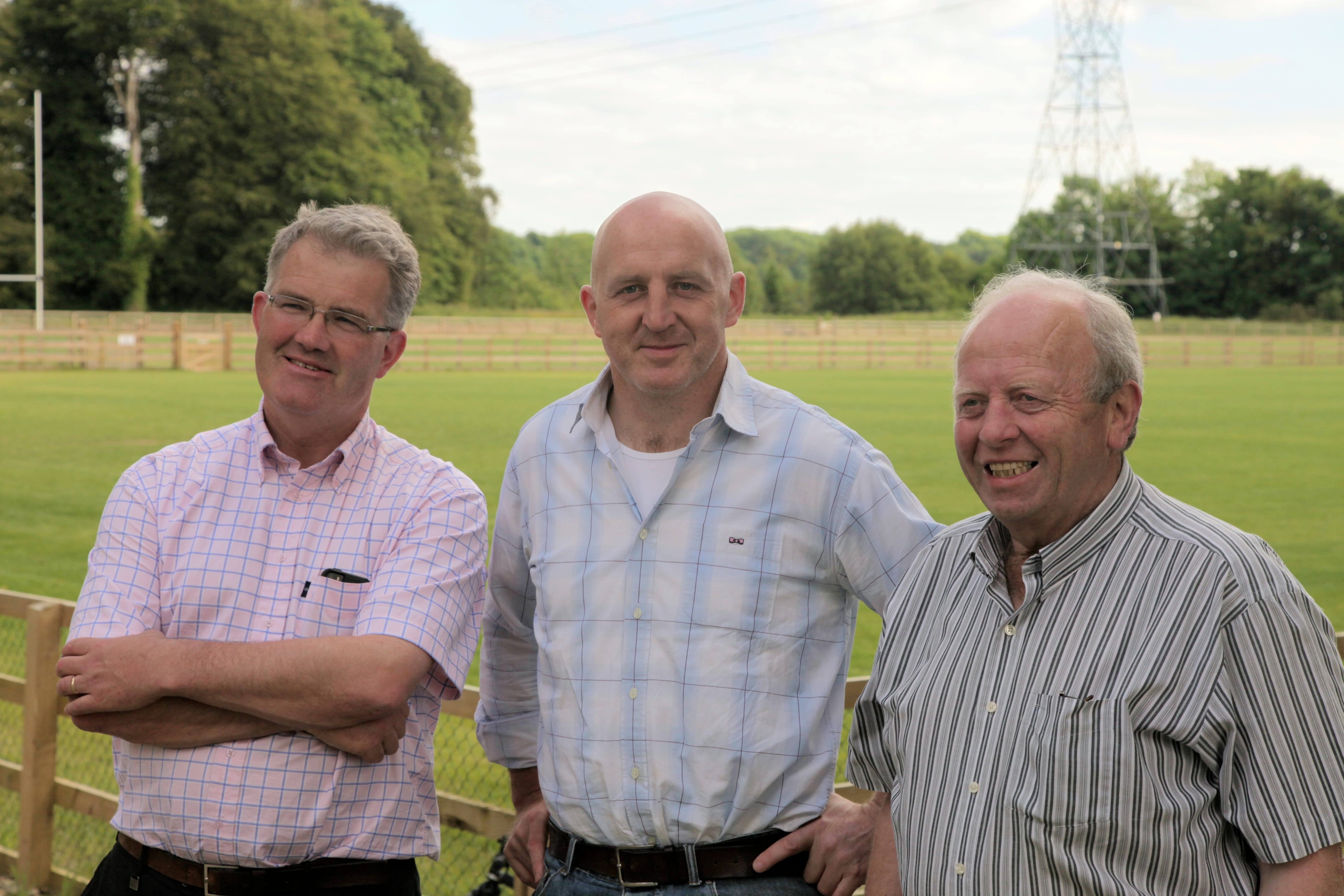 Director Clarisford Park Joe Gilmartin Keith Wood Joss Lowry-min