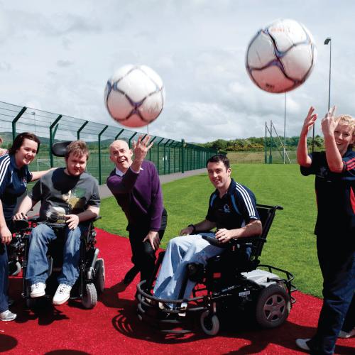 IT Tralee – Kerry Sports Academy